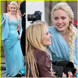 We Need Georgina Haig to Start Belting Out 'Let It Go' Now!