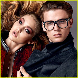 Gigi Hadid & Patrick Schwarzenegger Appear in More Tom Ford Campaign Images!