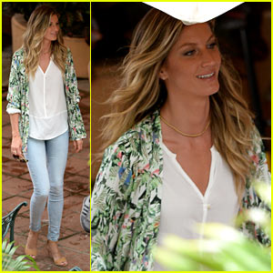 Gisele Bundchen Will Unveil the World Cup Trophy on Sunday!