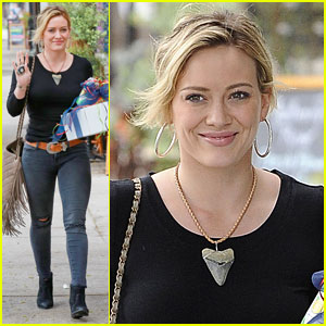 Hilary Duff Will Be Hitting the Stage 'Soon'!