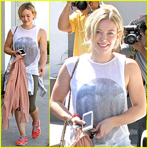 Hilary Duff's Separation From Mike Comrie Inspired Song on New Album