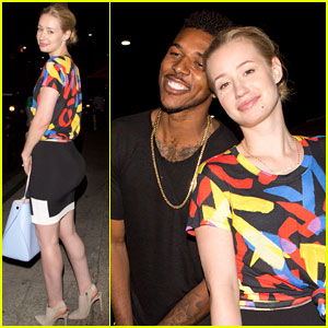 Iggy Azalea Loves the Los Angeles Lakers!