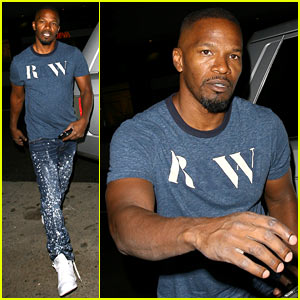 Jamie foxx exposed