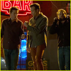 Jason Sudeikis' 'Horrible Bosses 2' Teaser Trailer Gets Us Laughing - Watch Now!