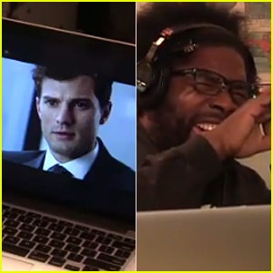 Jimmy Fallon Plays Hilarious 'Fifty Shades of Grey' Prank on The Roots - Watch Now!