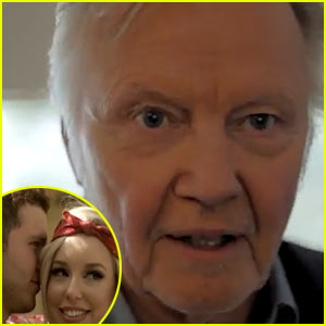Jon Voight Stars In Bonnie Paul's 'Me & You' Music Video - Watch Now!