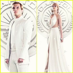 Josh Hutcherson & Jena Malone Star in 'Mockingjay' Motion Posters!