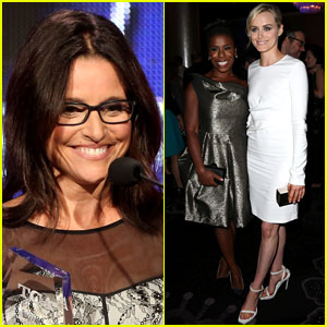 'Orange is the New Black' & 'Veep' Ladies Score Some Awards at the TCA Awards!