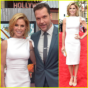 Julie Bowen & Dane Cook Bring 'Planes: Fire & Rescue' to Hollywood