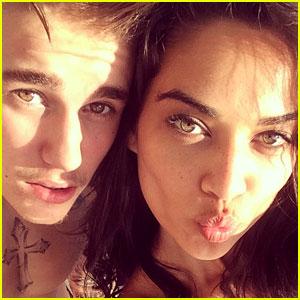 Justin Bieber Says He is Not Dating Model Shanina Shaik