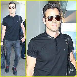 Justin Theroux Says 'Leftovers' Focuses On Love!