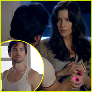 Matt Bomer Accidentally Gropes Liv Tyler in 'Space Station 76' Trailer