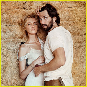 Michiel Huisman Talks Stripping Off His Clothes For 'Game of Thrones'