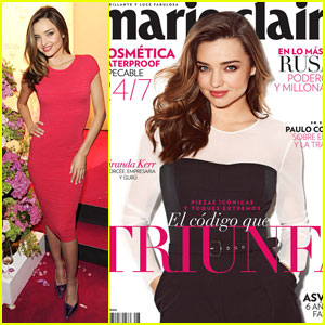 Miranda Kerr Says Women Should Encourage Each Other in 'Marie Claire Mexico'!