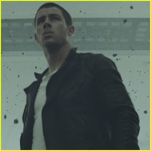 Nick Jonas is All Grown Up for 'Chains' Music Video Featuring Dylan Penn - Watch Now!