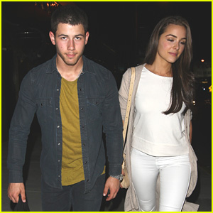 Nick Jonas Takes Olivia Culpo to Dinner After Showing Off His Stellar Selfie-Taking Skills