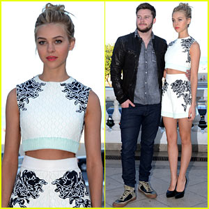 Nicola Peltz Keeps Her Chic Streak Going on 'Transformers' Tour!