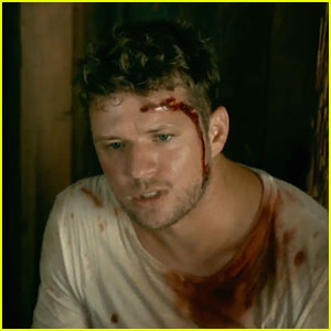 Ryan Phillippe Suffers Major Bleeding in 'Catch Hell' Official Trailer - Watch Now!