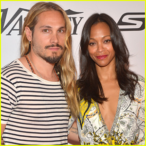 Zoe Saldana Pregnant, Expecting First Child with Husband Marco Perego!