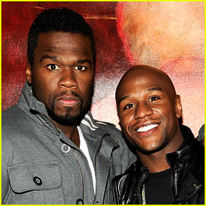 50 Cent to Donate $750k if Floyd Mayweather Reads 'Harry Potter'