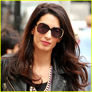 Amal Alamuddin Turns Down Spot on UN Commission for Gaza