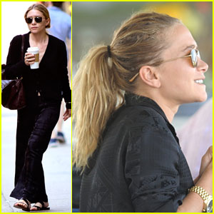 Ashley & Mary-Kate Olsen Take a Trip to the Hamptons!