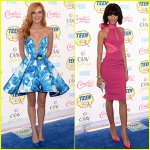 Bella Thorne & Zendaya Shake Up the Teen Choice Awards 2014