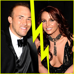 Britney Spears & David Lucado Split After Year &