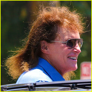 Bruce Jenner's Mullet Hair Has the Internet Buzzing!