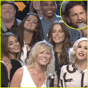 Gerard Butler, Vanessa Hudgens, & Selena Gomez Sing Farewell to Chelsea Handler on 'Chelsea Lately'