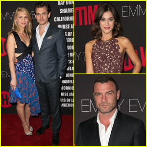 Claire Danes & Hugh Dancy Are a Super Cute Couple at Showtime's Emmy Eve Soiree