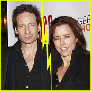 David Duchovny & Tea Leoni Divorce After 17 Years of Marriage