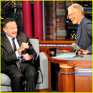 David Letterman Gives Touching 10 Minute Tribute to Robin Williams - Watch Now
