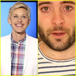 Ellen DeGeneres to Accept Ice Bucket Challenge & Feature Inspiring Man with ALS on Season Premiere