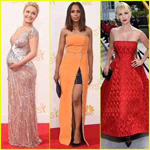 Emmys 2014 - Complete Red Carpet & Show Cover