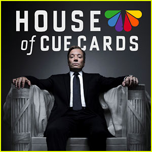 'House of Cue Cards' - Watch Jimmy Fallon's New Digital Short!