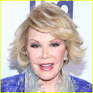 Joan Rivers Placed in Medically Induced Coma (Repo