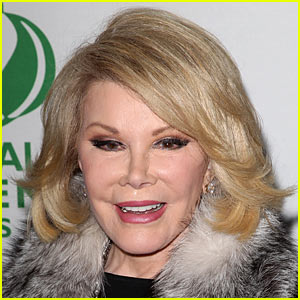 Joan Rivers Receives Prayers from Celebs - Read Them Here