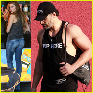 Joe Manganiello Admits to Staring at Girlfriend Sofia Vergara's Butt!
