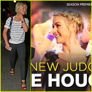 Julianne Hough is Officially Back on 'DWTS' as a Judge!