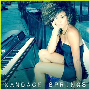 Emerging Artist Kandace Springs' 'Meet Me in the Sky' Song Premiere - Listen Now! (Exclusive)