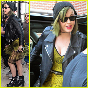Katy Perry: I Get Fashion Ideas From Transvestites on Tumblr