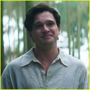 Kit Harington Loses His Signature Curly Hair for Straight Locks in 'Testament of Youth' Trailer - Watch Now!