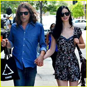 Krysten Ritter Holds Hands with New Boyfriend Adam Granduciel!