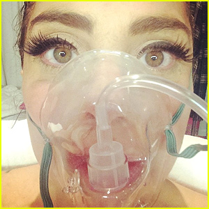 Lady Gaga Hospitalized for Altitude Sickness in Denver