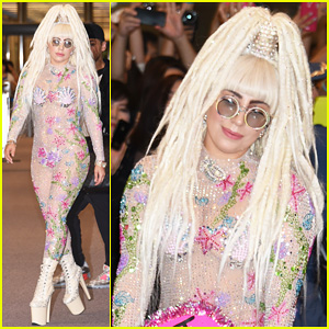 Lady Gaga Touches Down in Tokyo to Continue her ArtRave Tour!
