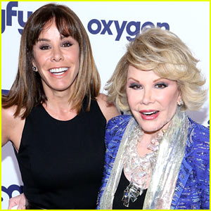 Melissa Rivers Releases Statement on Mom Joan's Condition