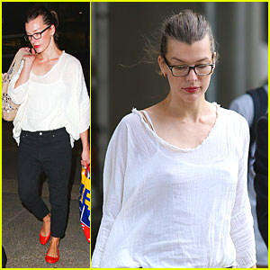 Resident Evil's Milla Jovovich Gets Inspired By David Foster Wallace's Commencement Speech