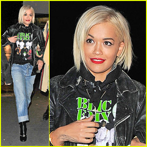 Rita Ora To Launch MYNY Perfume Next Week in NYC