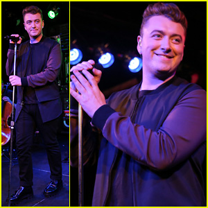 Sam Smith: One Day I Might Want to Sound Like Beyonce